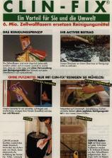Clin-Fix Reinigungstücher