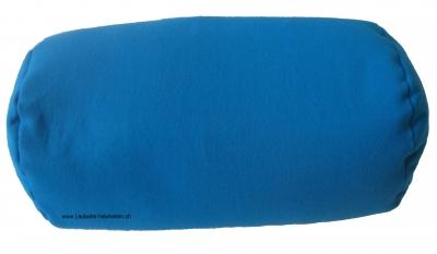 Relax- Baumwollkissen  S 30x18 cm Blau