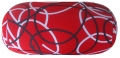 Relax-Pillow S 30x18 cm Circle red