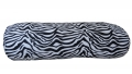 Relax-Kissen Nylon mit Muster  XL 60 x 20 cm