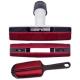 Sparset: Multi-Staubsaugerbürste mit 2 Einsätzen & Pax Doppelbürste